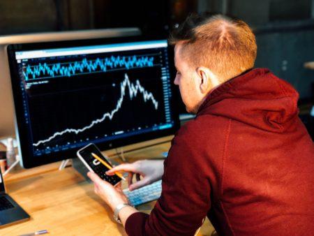 外国為替取引の練習