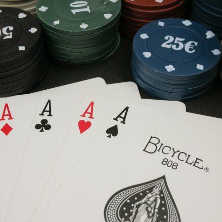 ポーカーの賭け方